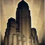 Hugh Ferris' Metropolis of Tomorrow